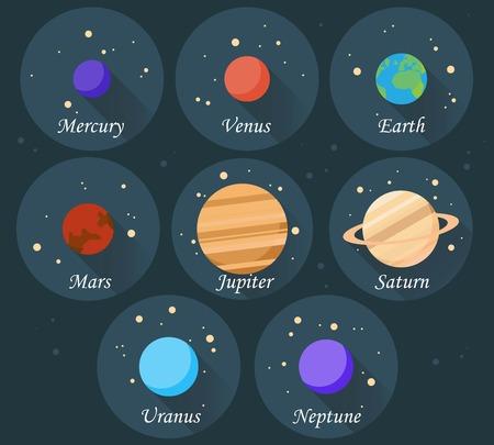 cosmo: planetsset