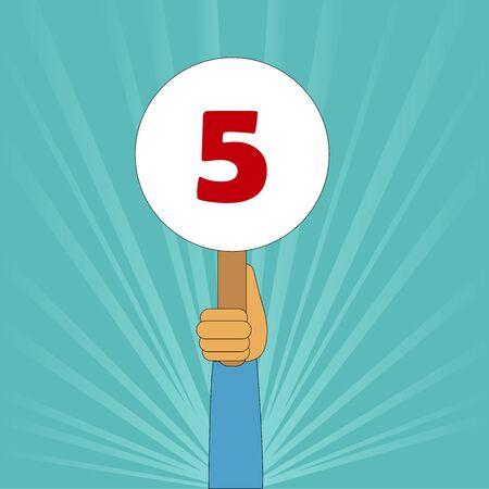 juror: perfect score 5