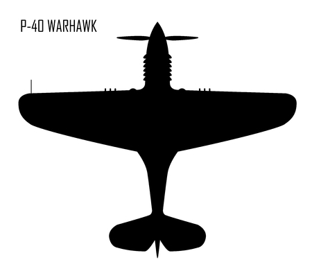 World War II - Curtiss P-40 Warhawk