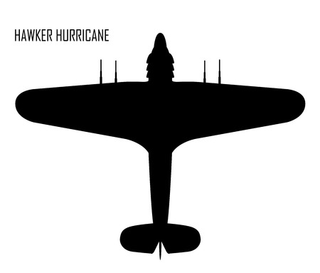 World War II - Hawker Huricane