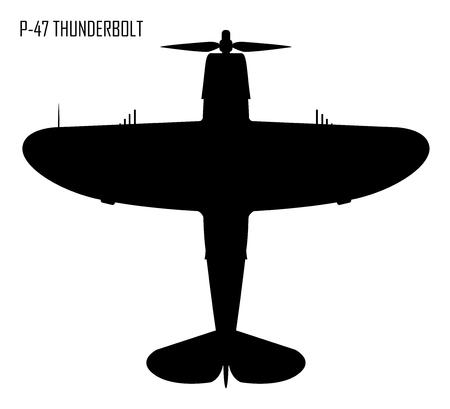 World War II - Republic P-47 Thunderbolt