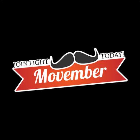 Movember : 오늘 전투에 참가하십시오
