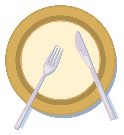 Plate and Flatware