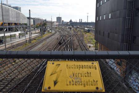 Railway to Oktoberfest