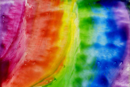 rainbow background: watercolors abstract background rainbow