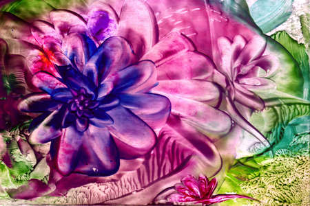 watercolorses abstract lilac flower a sample as background