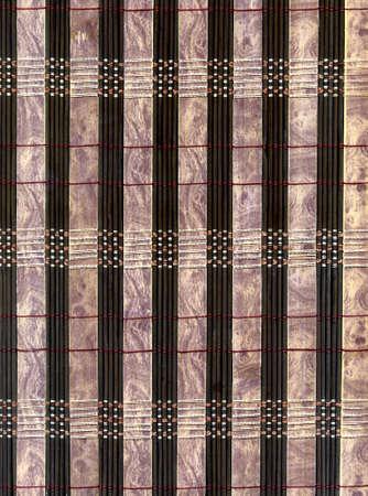 bamboo rug photo