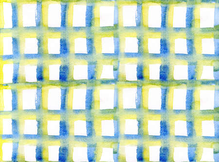 watercolor checkered background