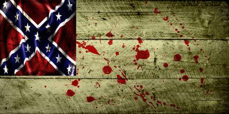 solicitation: Second national flag: The Stainless Banner 1863-1865During the solicitation for a second Confederate national flag