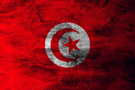 origins: The red and white flag of Tunisia, adopted as national flag in 1959, has its origins the naval ensign of the Kingdom of Tunis adopted in 1831 by Al-Husayn II ibn Mahmud. The star and crescent recalls the Ottoman flag and is therefore an indication of Tuni