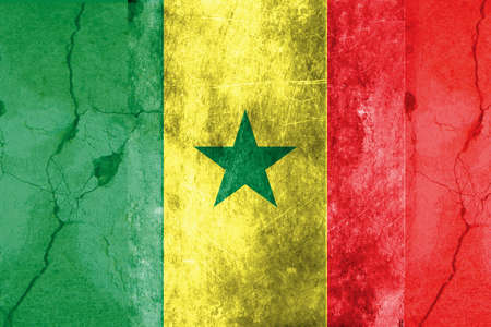 green been: The flag of Senegal is a tricolour consisting of three vertical green, yellow and red bands charged with a five-pointed green star at the centre. Adopted in 1960 to replace the flag of the Mali Federation, it has been the flag of the Republic of Senegal s