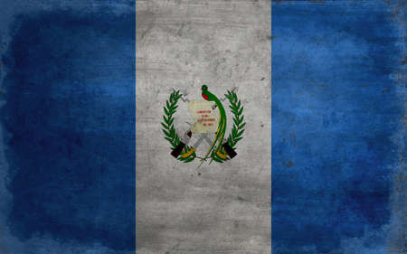 pacific ocean: The flag of Guatemala features two colors: sky blue and white. The two sky blue stripes represent the fact that Guatemala is a land located between two oceans, the Pacific Ocean and the Atlantic Ocean Caribbean sea; and the sky over the country see Guatem Stock Photo