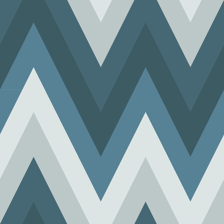 Seamless pattern of diagonals in cold colors. Gray and blue shades. Geometric pattern, simple shapes