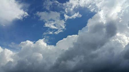 bluesky: Blue sky and cloud