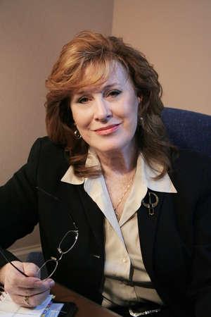 Senior Executive Woman Portrait Stock Photo - 2464267