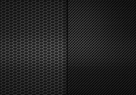 pierce: Abstract modern grey perforated metal plate textured material design for background, wallpaper, graphic design
