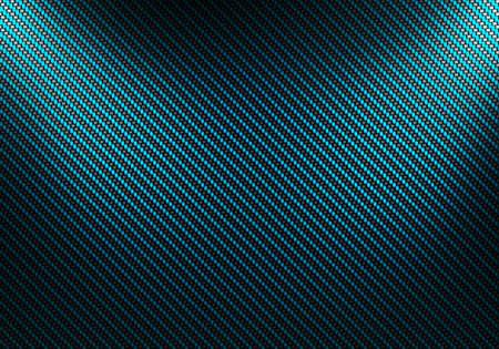 dark fiber: Abstract modern blue carbon fiber textured material design for background, wallpaper, graphic design