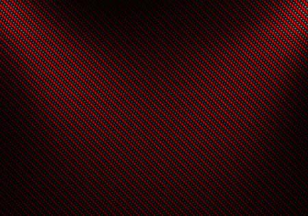 抽象の現代赤い炭素繊維テクスチャ背景、壁紙、グラフィック デザインのための材料設計