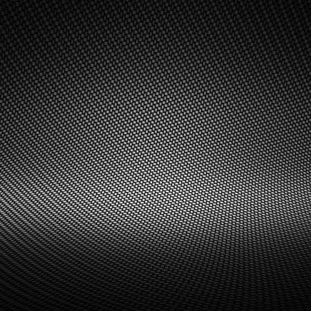 dark fiber: Modern black carbon fiber for background