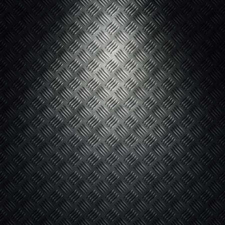 Abstract modern grey diamond metal texture, sheet with directional light. Material design for background, wallpaper, graphic design 스톡 콘텐츠
