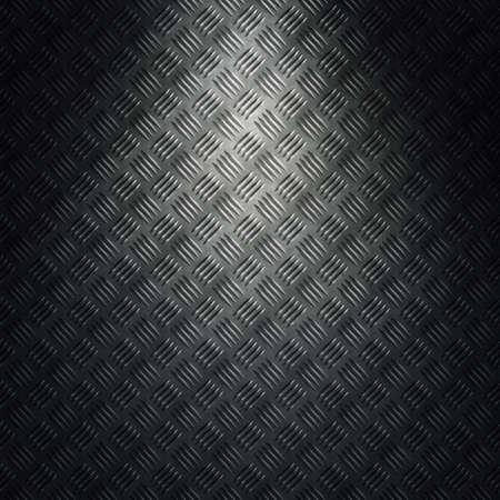 Abstract modern grey diamond metal texture, sheet with directional light. Material design for background, wallpaper, graphic design Reklamní fotografie