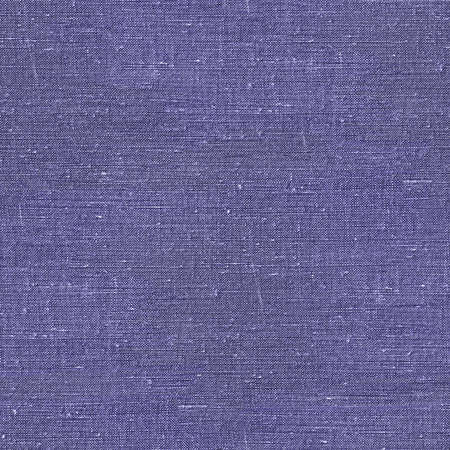 Seamless texture of blank piece of coarse cloth, natural rustic textile. Canvas, cotton, flex, burlap for your design. Trendy ultra violet color.
