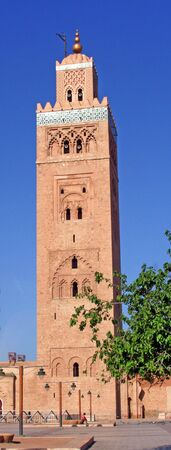 Koutoubia mosque in Marrakesh, Morocco Stock Photo - 15323771