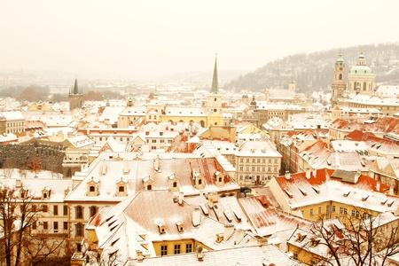 そのランドマークとプラハのパノラマ