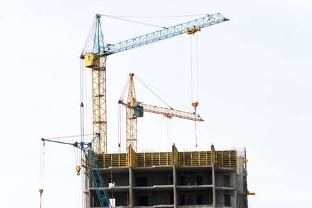 multifamily: Construction of monolithic multi-storey, multi-family homes