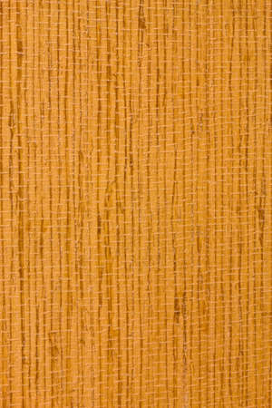 consisting: yellow background consisting of of a bamboo mat