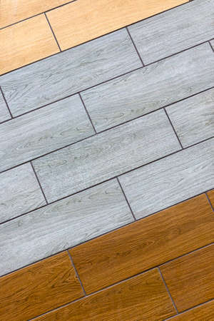 wood flooring: background of light color wood laminate flooring
