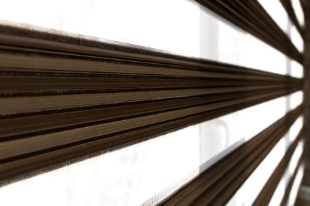 blinds on the window 写真素材