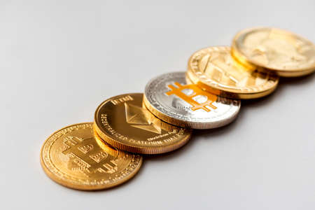 A cryptocurrency  is a digital asset designed to work as a medium of exchange