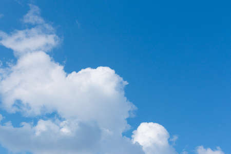 white clouds in the blue sky during the day