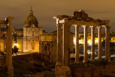 Roman Forum, Rome, Italy Stock Photo - 18939047