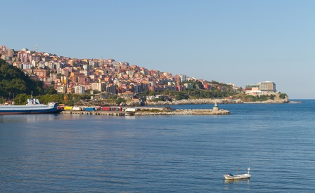 zonguldak City and Port