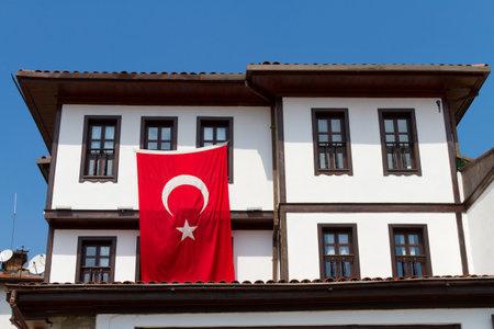 A Traditional Ottoman House from Safranbolu, Turkey Stock Photo - 18928303