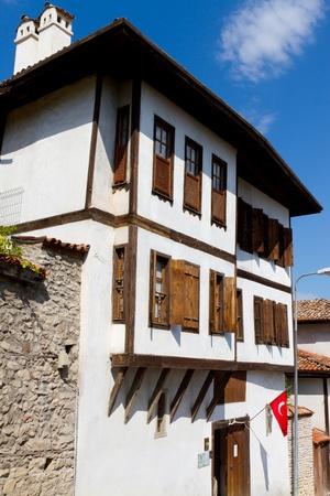 A Traditional Ottoman House from Safranbolu, Turkey Stock Photo - 18928304