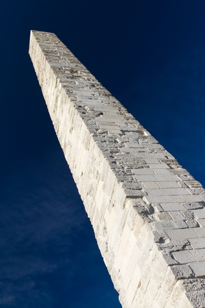 walled: The Walled Obelisk from Istanbul, Turkey