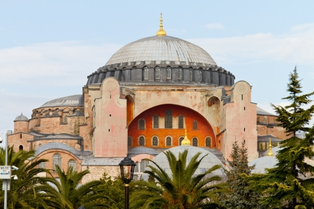 aya: Hagia Sophia from Istanbul, Turkey