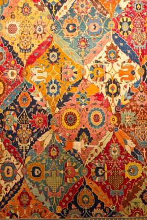 wool rugs: Traditional Turkish Carpet