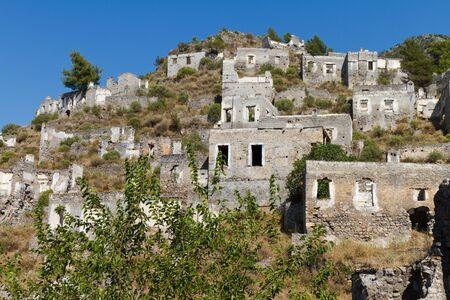 makri: Ruins of Kayakoy, Fethiye