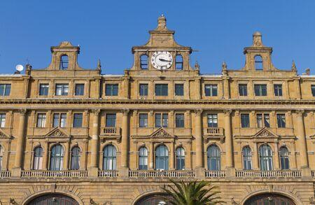 haydarpasa: Haydarpasa Train Station
