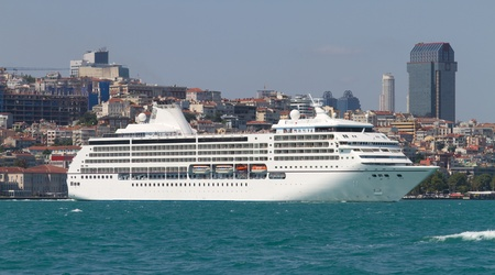 A Cruise in Istanbul photo