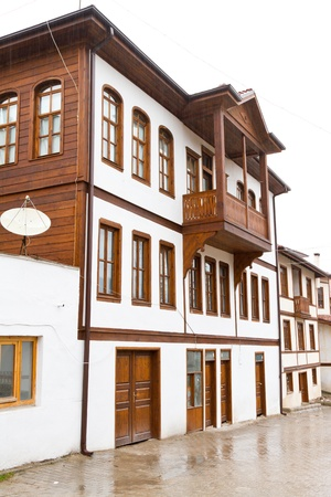 Old Traditional Buildings from Goynuk, Turkey Stock Photo - 21499255
