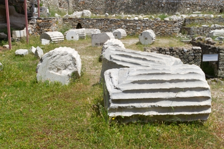 mausoleum: Mausoleum at Halicarnassus, Bodrum, Turkey