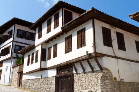A Traditional Ottoman House from Safranbolu, Turkey Stock Photo - 21503561