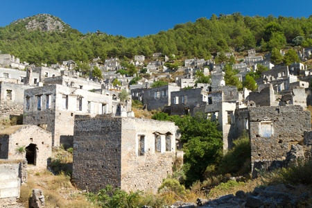 karmylissos: Ruins of Kayakoy, Fethiye
