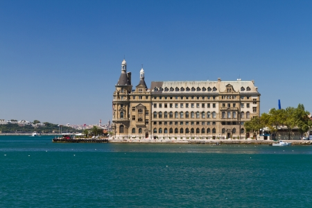 Haydarpasa Train Station photo