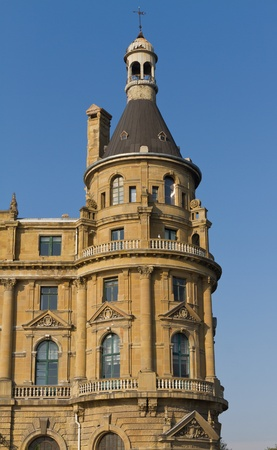 kadikoy: Haydarpasa Train Station